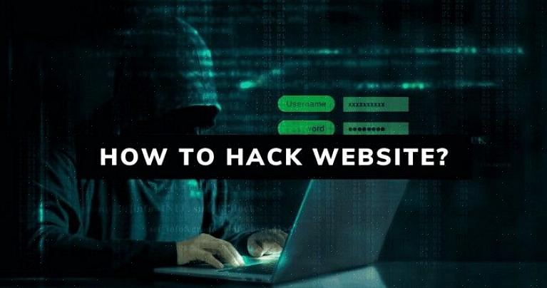 This guide will show you how to hack a site using cross site scripting as well as injection attacks